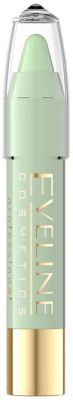 Корректор Eveline Cosmetics Art Scenic Professional Make-up Cover Stick №04-Green