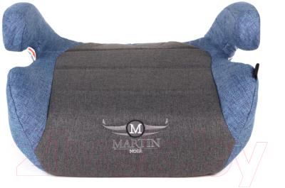 Фото - Бустер Martin Noir Swift + Isofix fil noir pубашка