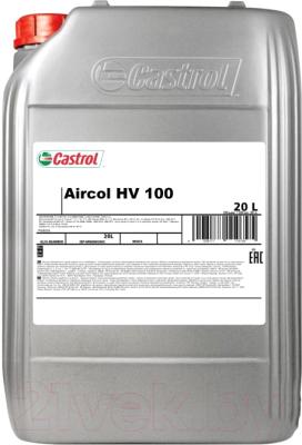 Индустриальное масло Castrol Aircol HV 100 / 154B8C коврик havit hv mp837