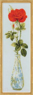 Набор для вышивания Риолис Королева цветов / 1375