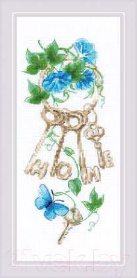 Набор для вышивания Риолис Ключи к дому / 1929