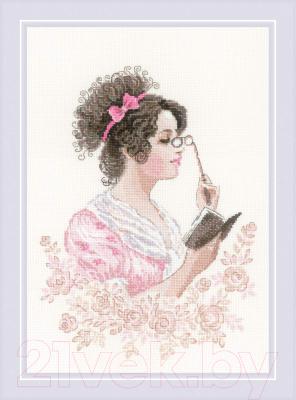 Набор для вышивания Риолис Книжный клуб / 1792