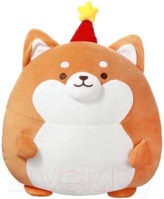 Мягкая игрушка Miniso Mini Family Series. Сиба-ину / 6685