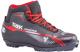 Ботинки для беговых лыж TREK Sportiks NNN (черный/красный, р-р 39) -