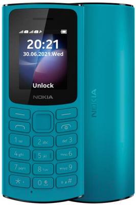 Мобильный телефон Nokia 105 4G Dual Sim / TA-1378