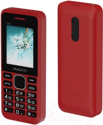 Мобильный телефон Maxvi С20 мобильный телефон maxvi b9 black