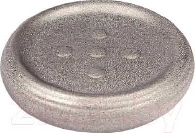 Мыльница АкваЛиния Silver CE0988A-SD