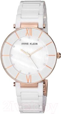 Часы наручные женские Anne Klein 3266WTRG женские часы anne klein 3754mplg