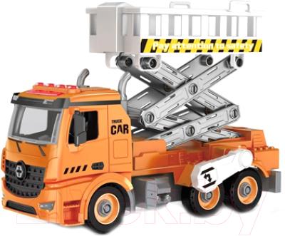 Автомобиль-вышка Funky Toys Подъемник / FT61166