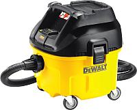 Профессиональный пылесос DeWalt DWV901L-QS -