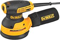 Профессиональная эксцентриковая шлифмашина DeWalt DWE6423-QS -