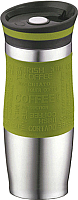 Термокружка Peterhof PH-12414 (зеленый) -