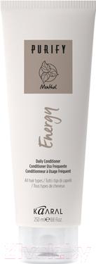 Кондиционер для волос Kaaral Energy Conditioner для частого использования (75мл)
