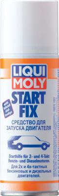 Быстрый запуск двигателя Liqui Moly Start Fix / 3902 (200мл)