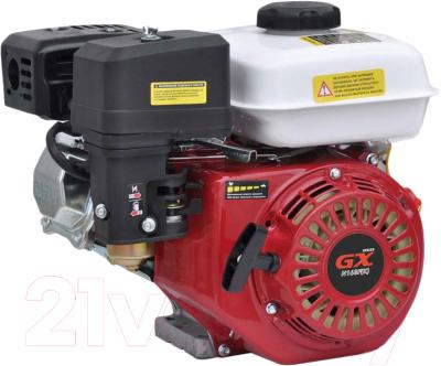 Двигатель бензиновый STF GX210