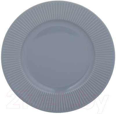 Фото - Тарелка столовая мелкая Mason Cash Linear / 2002.119 кружка mason cash linear 300 мл белый