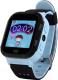 Умные часы детские Wonlex GW500S (голубой) -