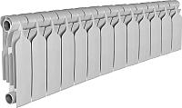 Радиатор биметаллический BiLux Plus R200 (13 секций) -