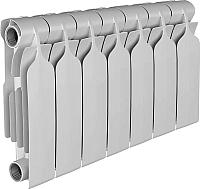 Радиатор биметаллический BiLux Plus R300 (7 секций) -