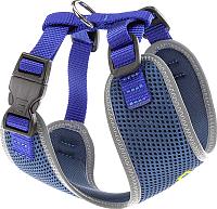 Шлея-жилетка для животных Ferplast Nikita P (S, синий) -