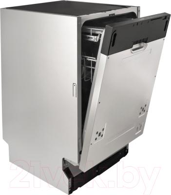 Фото - Посудомоечная машина Exiteq EXDW-I406 посудомоечная машина leran cdw 55 067 white