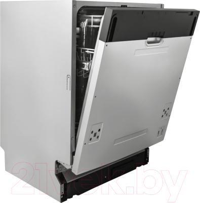 Фото - Посудомоечная машина Exiteq EXDW-I606 посудомоечная машина leran cdw 55 067 white
