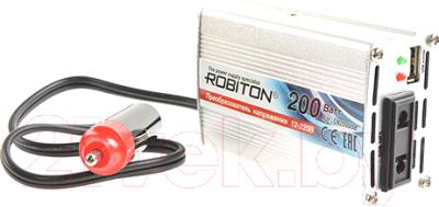 Автомобильный инвертор Robiton CN200USB