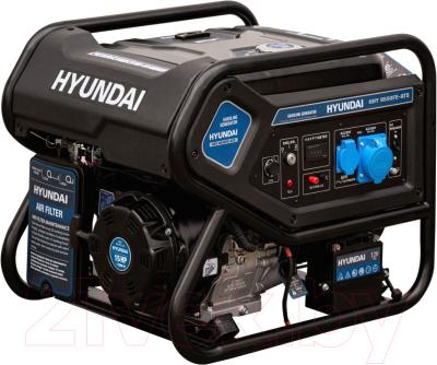 Бензиновый генератор Hyundai HHY9550FE-ATS