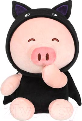 Мягкая игрушка Miniso Свинка в худи / 1833