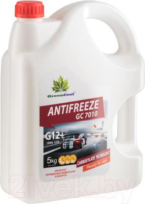 Антифриз GreenCool GC7010 G12+ / 792255