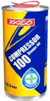 Индустриальное масло Xado Atomic Compressor Oil 100 / XA 20027 (0.5л) -