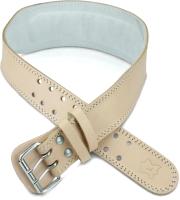 Пояс для пауэрлифтинга RIMSports Premium Lifting Belt / I00003233 (M, бежевый) -
