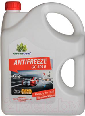 Антифриз GreenCool GC5010 G12 / 791685