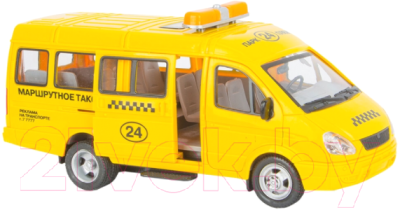 Автомобиль игрушечный Технопарк Газель Такси / A071-H11023-J006