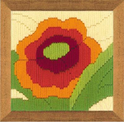 Набор для вышивания Риолис Мак / 1632