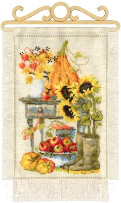 Набор для вышивания Риолис Дача, Осень / 1657