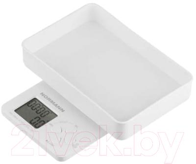 Кухонные весы Normann ASK-276