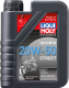 Моторное масло Liqui Moly Motorbike HD Synth 20W50 Street / 3816 (1л) -