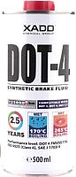 Тормозная жидкость Xado DOT 4 / XA 50203 (500мл) -