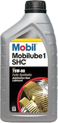 Трансмиссионное масло Mobil Mobilube 1 SHC 75W90 / 152659
