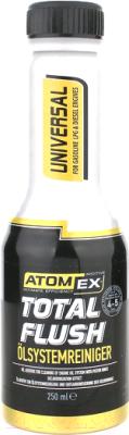 Присадка Xado Промывка масляной системы Atomex TotalFlush / XA 40613