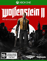 Игра для игровой консоли Microsoft Xbox One Wolfenstein II: The New Colossus -