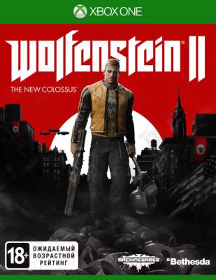 Игра для игровой консоли Microsoft Xbox One Wolfenstein II: The New Colossus недорого