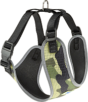 Шлея-жилетка для животных Ferplast Nikita Fashion P (M, зеленый) -