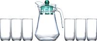 Набор для напитков Luminarc Plain N9662 -