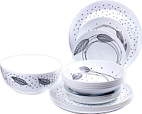 Набор тарелок Luminarc Diwali sketch P0324 -