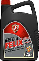 Моторное масло FELIX CF-4/SG Diesel 10W40 / 430900005 (4л) -