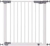 Ворота безопасности для детей Reer 46730 с индикатором блокировки (металл) -