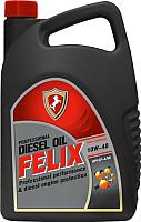 Моторное масло FELIX CF-4/SG Diesel 10W40 / 430900025 (5л) -