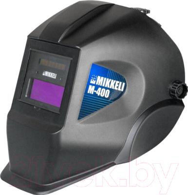 Сварочная маска Mikkele М-400 сварочная маска зубр 11075